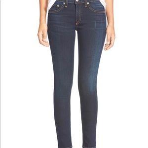Madewell skinny skinny crop jeans size 26